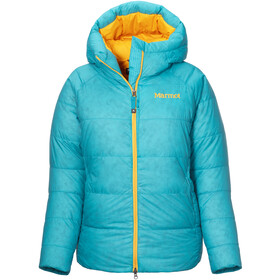 Marmot Mount Tyndall Huppari Naiset, enamel blue